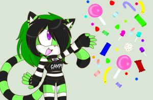 'Cause she thinks shes made of caaaandy by XxPinkFrosting