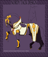 A2738 FHS's Arsenal Magus Dragon Tack by 11IceDragon11