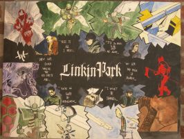 Linkin Park by Chema