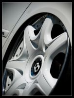 Audi white Bentleys by Andso
