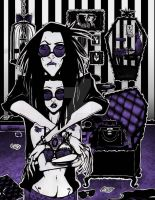 Only goth-lovers left alive by KoffinKorps