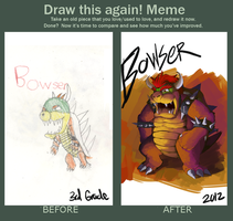 Before/After Meme by DrManiacal