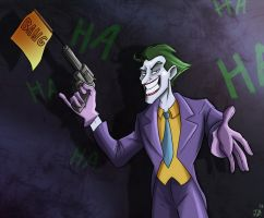 Joker by Calick