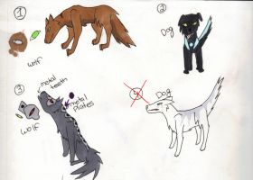 Canine adopts (closed) by XTwilight-SerenityX