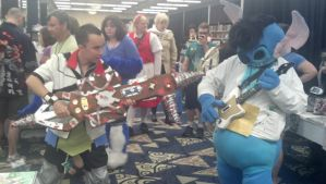 me as ventus with bioshock keyblade 9 by Roxas-Ven-Cosplayer