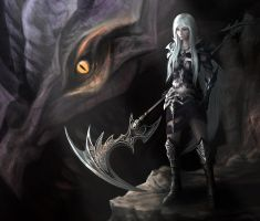 Dragon's Eye by dashase