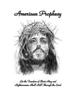 American Prophecy by Moses-America