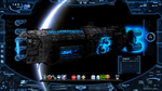 Space Console Desktop by stixxy
