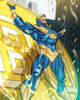 Boostergold color by JJKirby