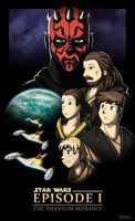 Star Wars Episode 1: Reimagined by Blazbaros
