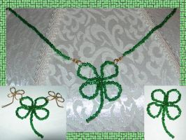 Luck Necklace by UrsulaPatch