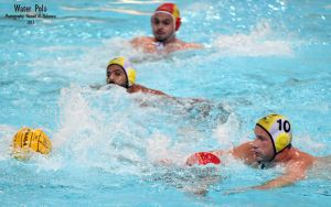 water polo by tr7l0o