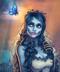 Corpse Bride by tbdoll
