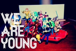 We Are Young by indieferdie