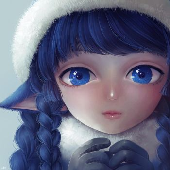 Winter wonder lulu by aoko2222