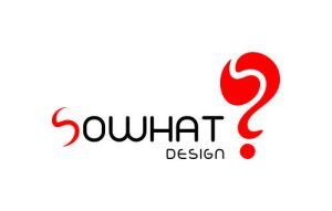 logo sowhat v3.0 by carlbert