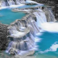 Water Falls by Stacyjb