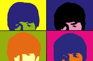 The Beatles by Samantha04856
