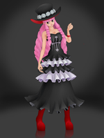 Perona (Time Skip) by Sticklove