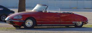 Citroen DS convertible by tanja1983