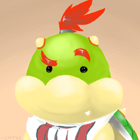 Bowser Jr. by Anonymoussence