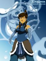 Korra Water Nation by SolKorra