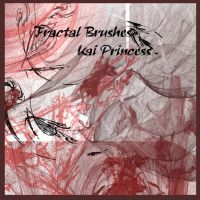 Fractal Brushes:: by KaiPrincess