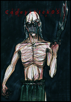 Outlast: Richard Trager by Cageyshick05