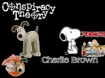 Conspiracy Theory: Gromit vs Snoopy by DeverexDrawer