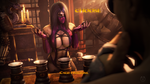 Testing Your Sight with Mileena 5 by Urbanator