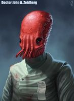 Doctor Zoidberg yet again! by Hansell
