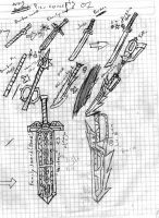 Varios weapons 2 by IvanTheLoneWolf