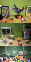My Figures Collection (Newest) by SpriteGirl