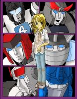 Meet The Autobots - Colored by Transformergirl