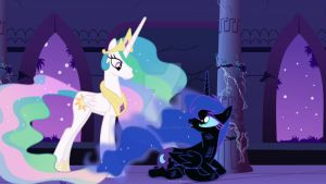 We were meant to rule together little sister by Original-Luna