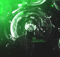 Ice Cube Green by GreenMotion