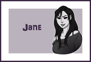 Jane the killer by ProxyComics