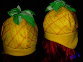 Pineapple Hat by alittlecrazy7895