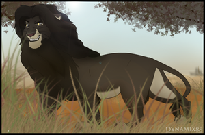 The Heart Of the Savanna by Dynamix88