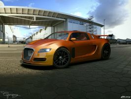 Audi OniX Concept v2-1 by cipriany
