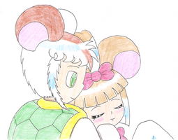 Seamore and Barrette 5 by macaustar