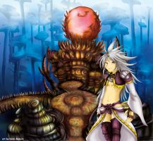 Kuja- Welcome to Terra by kami-bakura