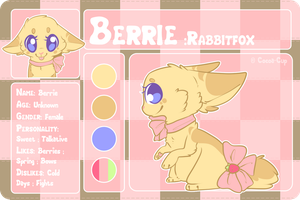 .:Berrie Reference:. by Yuminn
