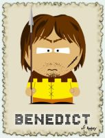 Benedict, Prince of Amber by madnesslab