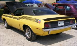 70 AAR Cuda by colts4us
