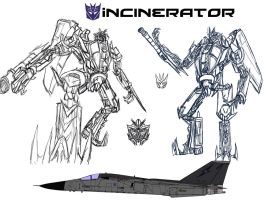 Incinerator sketch by Bryne-Lasgiathan