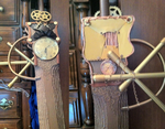 Steampunk Sword Two by PrincessPoutee