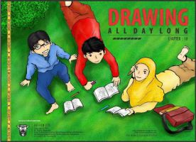 Drawing All Day Long by luzeon