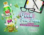 Green-tea-campaign by miokalove