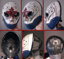 Sokol Mask, Payday 2 by Pearlite